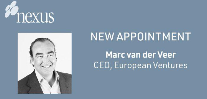 Nexus Group brings in van der Veer to manage MGAs