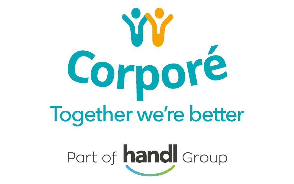 Corporé logo for Personal Injury Awards 2019