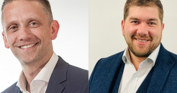 National Accident Helpline duo Adam Nabozny and Tom Fitzgerald