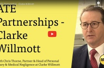 ARAG and Clarke Willmott discuss ATE partnerships