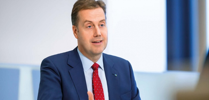 Aviva CEO shapes up leadership as Briggs departs