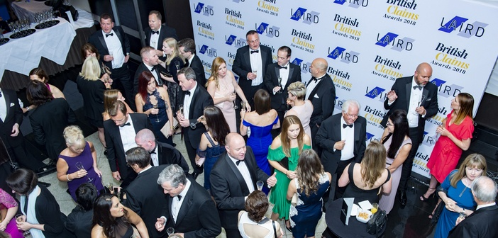 Meet the finalists of the British Claims Awards 2019