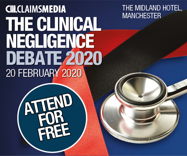 Clinical Negligence Debate 2020