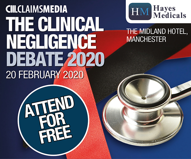 Clinical Negligence Debate 2020 MPU