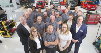 AGL open first Activate Accident Repair body shop in Birmingham
