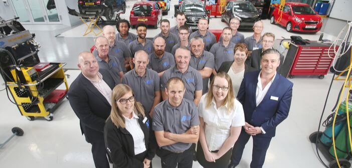 AGL opens first Activate Accident Repair body shop