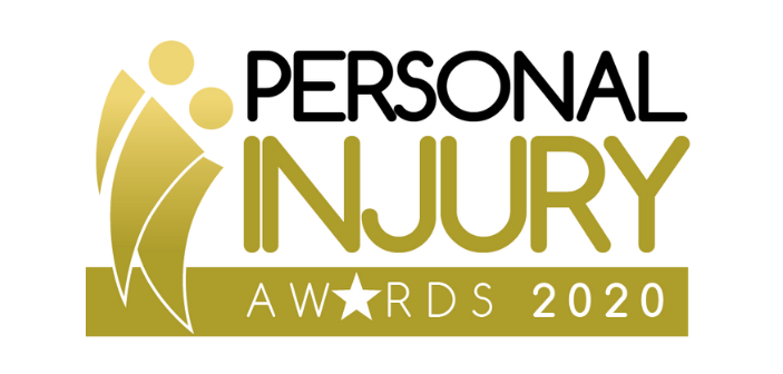 Personal Injury Awards taking place on 26 November 2020