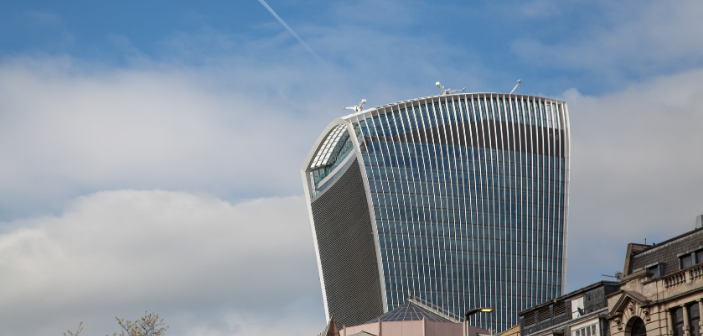 CII to move to the Walkie Talkie in 2021