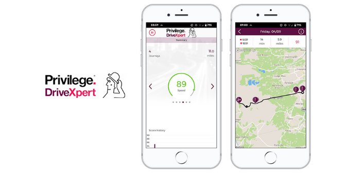 The Floow and Direct Line Group release app-only telematics product