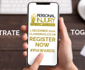 Watch the 2020 ceremony and celebrate with the entire personal injury sector