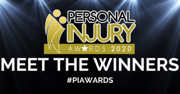Personal injury sector celebrates at virtual awards ceremony