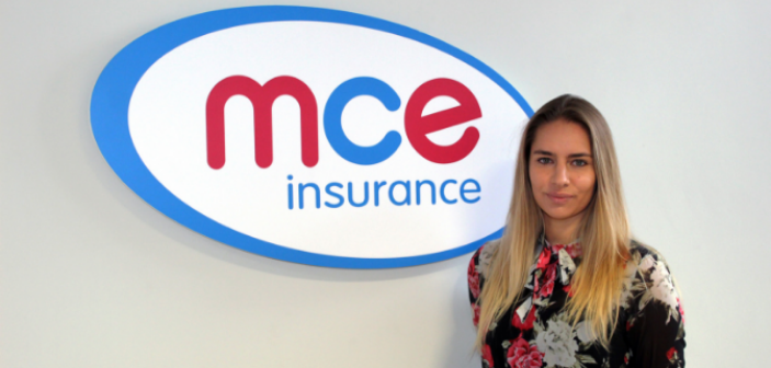 MCE Insurance career development graduate becomes head of claims