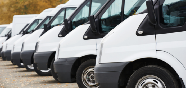 Covid restrictions drive van insurance premiums down 2% in 12 months