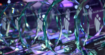 Personal Injury Awards 2021 - Which categories should you enter