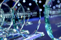 Pandemic responses dominateBritish Claims Awards 2021