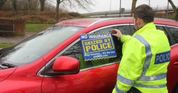 Op Tutelage encourages 150k+ uninsured motorists to drive insured