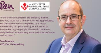 Pen Underwriting acquires Manchester Underwriting Management