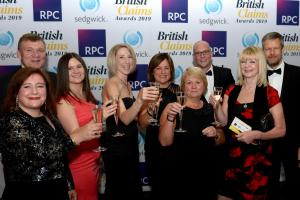 British Claims Awards 2019: Highlights
