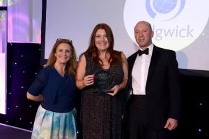 Diversity and Inclusion Award: Teresa Bentley, London Market Group