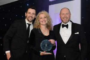 Catastrophic Injury Lawyer of the Year: Cathy Leech from Irwin Mitchell, sponsored Kindertons Accident Management