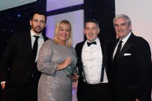 Supporting the Industry Award: Bush & Co, sponsored by Mobile Doctors