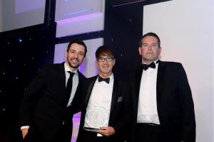 Outstanding Achievement of the Year: Antony Brown from CBT Clinics, sponsored by ARAG