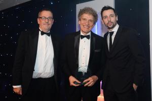 Lifetime Achievement Award: Colin Ettinger